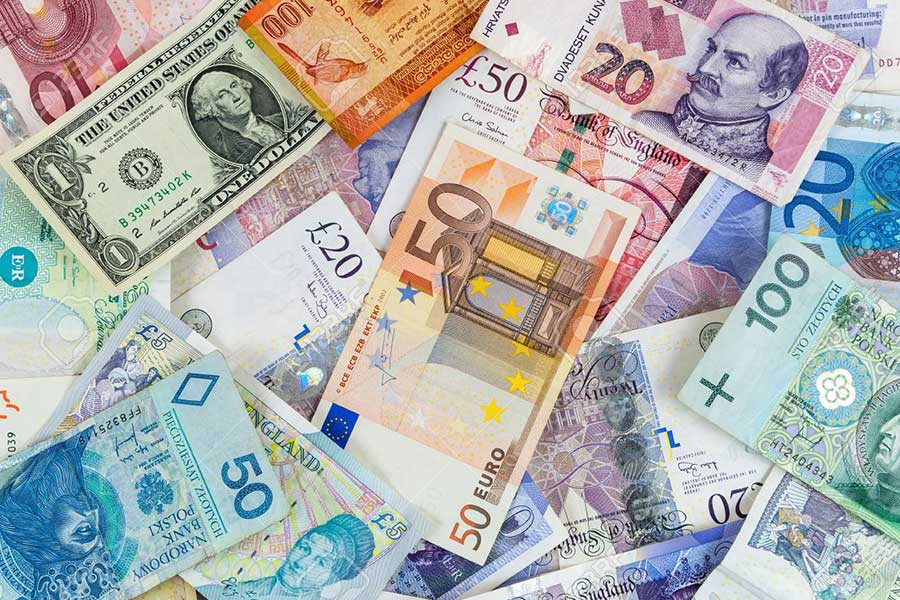 Money and banknotes