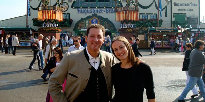 کوین ترودو و همسرش ناتالی ببنکو
