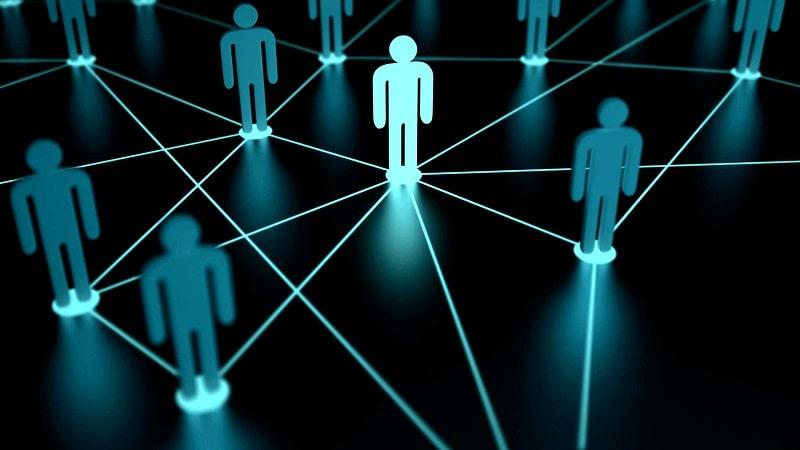 بازار یابی شبکه ای