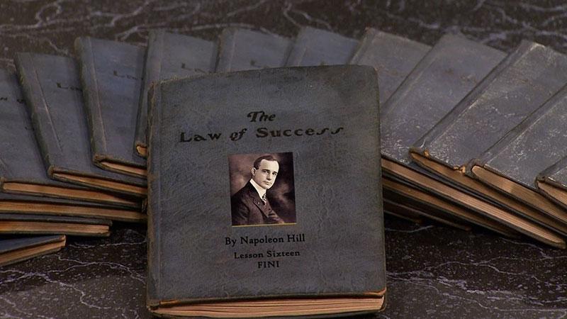 حاشیه کتاب ناپلئون هیل قوانین موفقیت در 16 درس