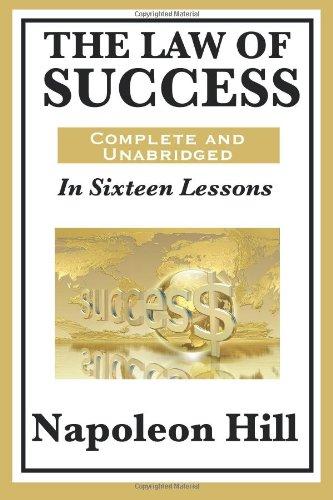 سرفصل های کتاب قوانین موفقیت در 16 درس ناپلئون هیل