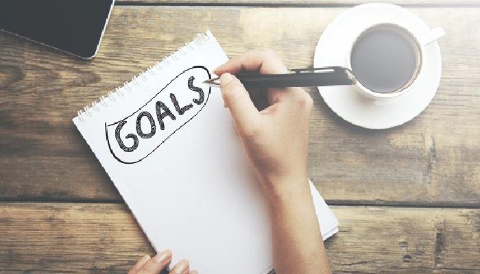 اهدافتون رو بنویسید