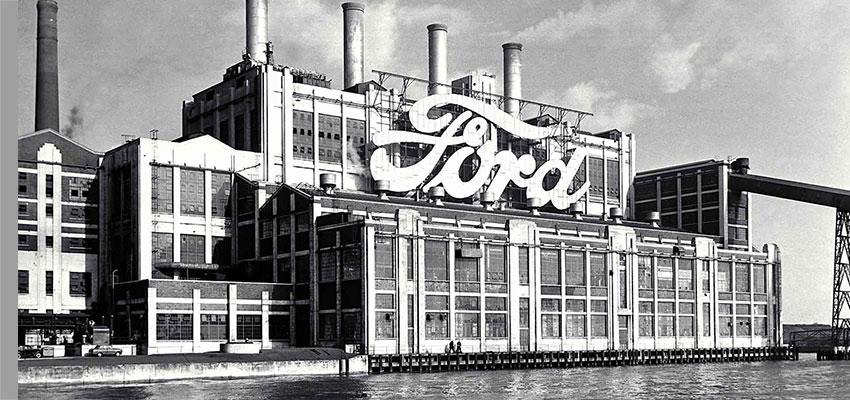 کارخانه فورد