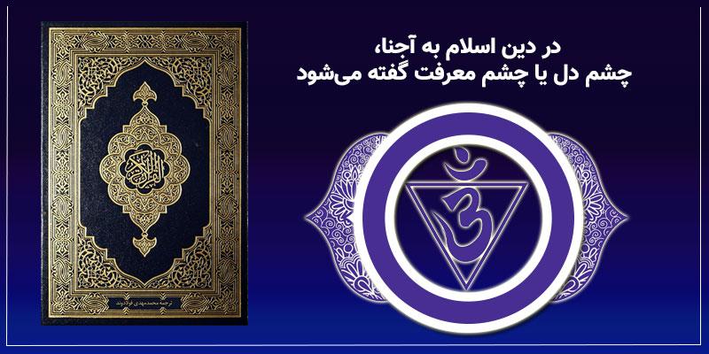 چشم سوم در اسلام