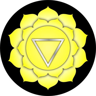 3 - چاکرای سوم با نام چاکرای شبکه خورشیدی