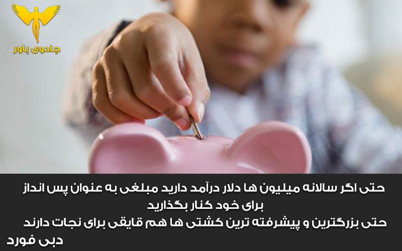 باورهای ذهن ثروتمند